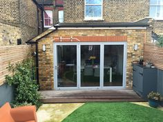 Kingscote Road, Chiswick: Rear and side infill extension Side Return, West London, North West, Home Buying, Garage Doors, Gallery, Outdoor Decor, Home Decor, Decoration Home