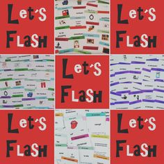 Let´sFlash flashcards for language learners.