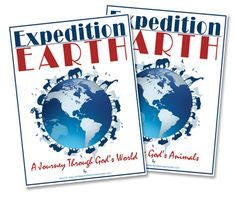 Expedition Earth - Download - a great hands-on curriculum for younger elementary children