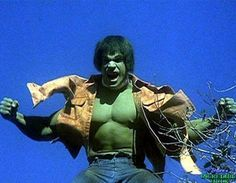 "The ""real"" Incredible Hulk! Lou Ferrigno, The Incredible Hulk Top Ten Tv Shows, Old Tv Shows, The Incredible Hulk Movie, New Hulk, Hulk Hulk, Hulk Art, Tv Vintage, Clever Comebacks, Hulk Smash"