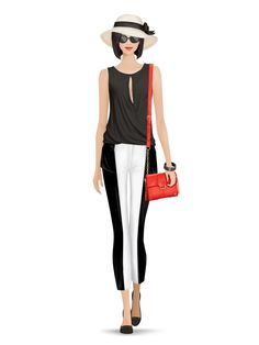 Styled with: Rachel Zoe, Torn by Ronny Kobo, Twenty, Botkier, Isharya, Eric Javits, Rebecca Minkoff   Create your own look with Covet Fashion