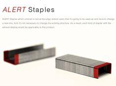 訂書針, staple, 訂書機, stapler