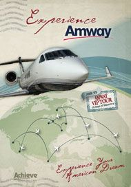 Amway Achieve Experience Amway: http://www.achievemagazine.com/past-issues