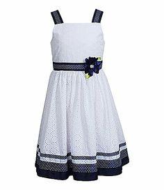 Sweet Heart Rose 2T6X Woven Dress #Dillards