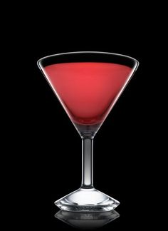 Blood Orange Cosmo - Fill a shaker with ice cubes. Add all ingredients. Shake and strain into a chilled cocktail glass. 6 Parts Orange Flavored Vodka, 6 Parts Cranberry Juice, 2 Parts Triple Sec, 1 Part Blood Orange Juice, 1 Part Lime Juice
