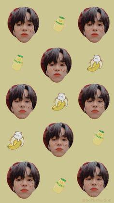 Kpop, Treasure Boxes, Photo Wallpaper, K Idols, Cute Wallpapers, Cute Love, Yoshi, Boy Groups, Anime