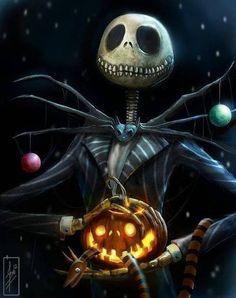 252 Best Jack The Pumpkin King Images Nightmare Before Christmas
