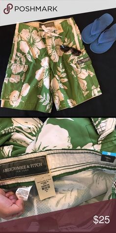 Abercrombie & Fitch Boardshorts Brand new. Abercrombie & Fitch Swim Board Shorts
