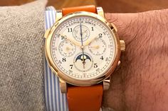 HAND-KRAFTED /A. LANGE & SOHNE
