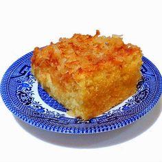 One Perfect Bite: Lazy Daisy Cake