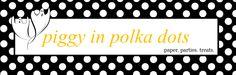Piggy In Polka Dots