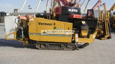Brand: VERMEER, Model: D16X20A, Year: 2005 For More Detail: http://www.al-quds.com/category.php?id=50 http://www.al-quds.com/   #heavy_equipment #construction_machinery #directional_drilling #vermeer #heavy_equipment #Earth_moving   #Vermeer_drill #construction #road_construction #heavy_equipment_loader