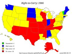 Concealed carry laws in the United States