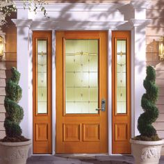 Door Styles ~ IKLO Houston Homes | Custom Entrance Doors ... #CurbAppealContest