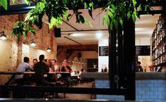 Du Nord - bar in Little Bourke