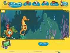 Do You See my Seahorse - Game