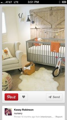 This is a definite maybe for the baby...