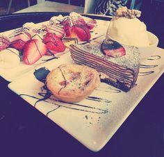 Yummmmy dessert! Like it!
