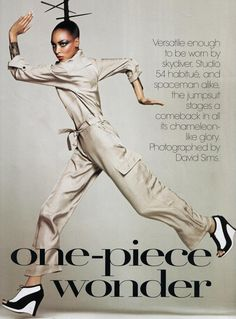 One Piece Wonders (American Vogue)