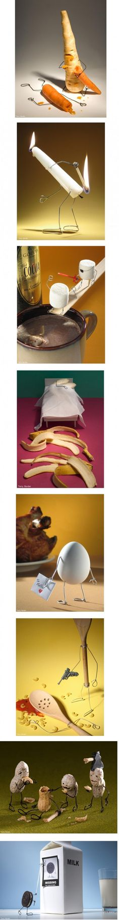 Funny still life pictures