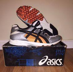 ASICS GEL-DS Racer Deadstock Vintage w/ Box Runnings Shoes GN602 Mens Size 12.5 #Asics #RunningCrossTraining