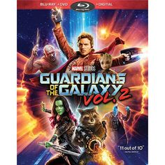 Guardians of the Galaxy Vol. 2 [Blu-ray]         *** You can find out more details at the link of the image. (This is an affiliate link) #MoviesTV