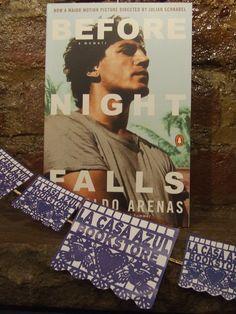 Before Night Falls by Reinaldo Arenas   @LaCasaAzulBooks loves #LatinoLit