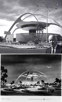 Los Angeles International Airport, Architect Paul Revere Williams