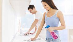 Trucos para limpiar la casa sin esfuerzo y en poco tiempo