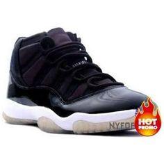 efebd25ae83 Nike Air Jordan 11 (XI) Retro Space Jams Black White