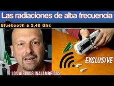 (5) Las radiaciones alta frecuencia que emiten los airpods (auriculares inalámbricos) - YouTube