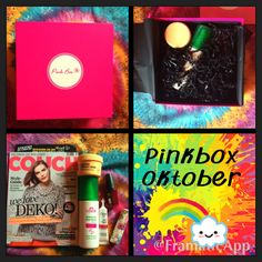 Pinkbox Oktober