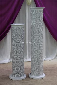 Hot Sale Wedding Columns Used Wedding Decorations/wedding Pillars With Ledu2026