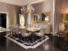 Chatam&Bovery - Dining Room | Visionnaire Home Philosophy