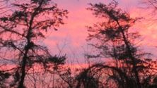 Sunrise on December.4, 2011