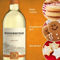 #Cookies and #wine sounds divine. What's your favorite pairing? #winepairing #happyholidays