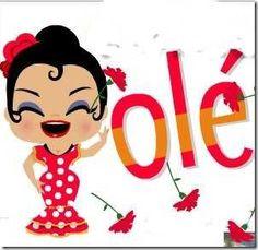 dibujos de flamencas divertidas - Buscar con Google