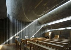 A protestant church stands at a rich green residential area which is 10-minutes away from Shonan beach on foot. The chapel of the 50-year old church became t...
