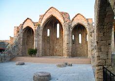Medieval City of Rhodes - Rhodes