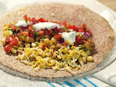 Summertime {Skinny} Ranch Chicken Fajitas - Awesome recipe!  Great for those on a diet and for whole food lovers....
