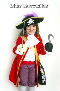 Déguisement Capitaine Crochet
