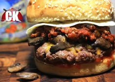 Red Robin's Cure Burger - Chef Kendra's Easy Cooking!