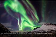 As melhores fotografias de astronomia (em imagens)
