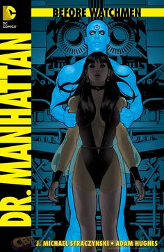 Before Watchmen by Adam Hughes