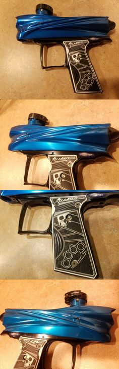 Other Marker Parts and Accs 36285: New Bob Long Marq 6 7 Rapper Edge Hybrid Mummy Paintball Body Kit Rare -> BUY IT NOW ONLY: $110 on eBay!