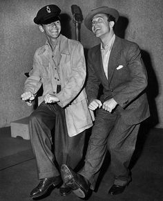 Frank Sinatra & Gene Kelly / oh you two!