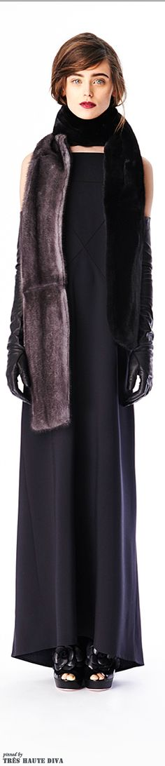 Vera Wang Pre-Fall 2014 | The House of Beccaria~