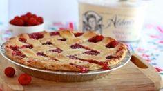 This pie is absolutely awesome! Made it with fresh berries from the garden.