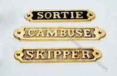 Name Plates , can be use for Hotels ..etc :  write us  - talk.merchandiser@gmail.com for More detail & Full catalogue