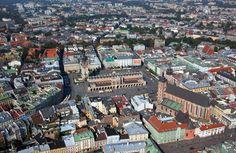 A guide to Krakow, Poland